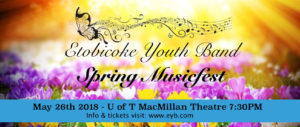Spring Musicfest @ MacMillan Theatre - U of T Faculty of Music | Toronto | Ontario | Canada